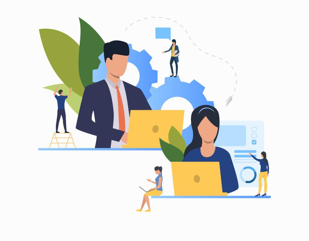 Eine Prozessoptimierung für Ihr Unternehmen mit PaperOffice Dokumenten-Management-System (DMS) lohnt sich immer für die Digitalisierung