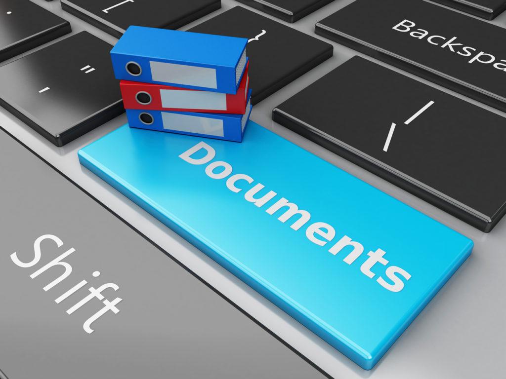 Daten schützen mit PaperOffice Dokumentenmanagement System