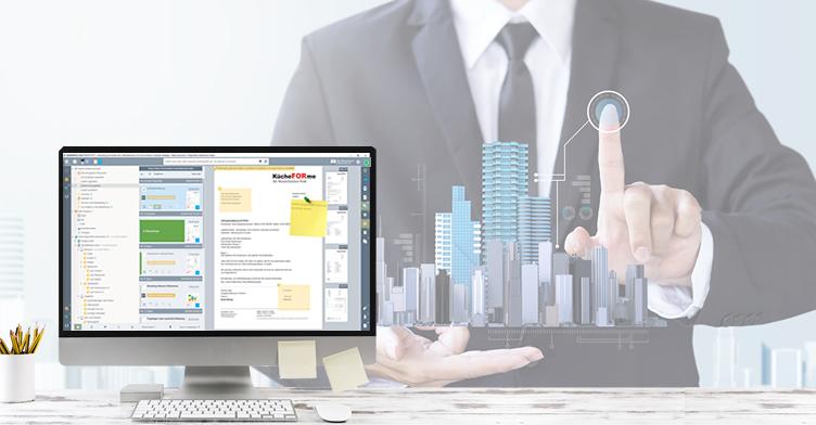 PaperOffice ist perfekt für die Immobilienwirtschaft