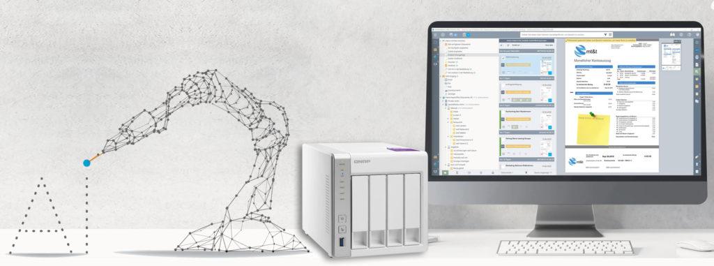 Mit PaperOffice können Sie Ihre Dokumente schnell und einfach digitalisieren, um die Arbeit mit ihnen bequemer zu gestalten